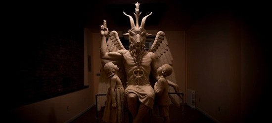 Статуя не Сатане от не сатанистов